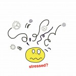 Stressed? LH Cartoon